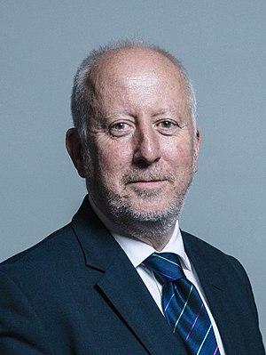Andy McDonald (politician) - Official parliamentary photo, 2017.