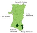 Ogachi District in Akita Prefecture.png