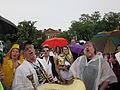 Oil Flood Protest Ray Nita Shoeless.JPG