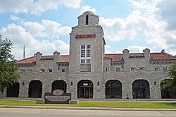 Oklahoma City OK Union Station Depot 2 (Taken 20120926).jpg