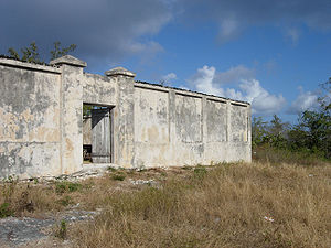 Inagua - Image: Old Prison Matthewtown