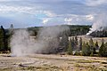 Old Faithful Basin, Yellowstone National Park (7742962698).jpg