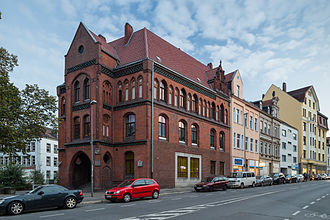 Bauplanung Hannover altes lindener rathaus hannover