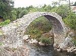 Old Pack Horse Bridge, Carrbridge - geograph.org.uk - 37420.jpg