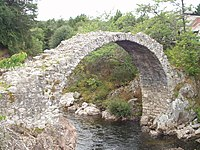 Old Pack Horse Bridge, Carrbridge - geograph.org.uk - 37420.jpg