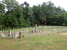 Old Scotland Cemetery, Alabama