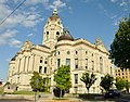 Old Vanderburgh County Courthouse, Evansville, Indiana 2.jpg