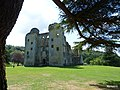 Old Wardour Castle near Shaftesbury. - panoramio.jpg