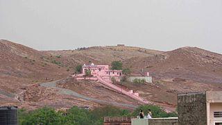 Sawai Madhopur City in Rajasthan, India