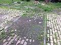 Old trolley tracks Pitcairn (39080590280).jpg