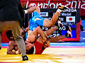 Olympic Freestyle Wrestling (66 kg - Gold Medal Match 2).jpg