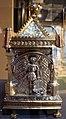 Orafo aostano, cassa-reliquiario della mandibola di san grato, 1450 circa (aosta, collegiata dei ss. pietro e orso) 06.JPG