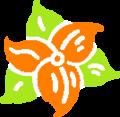 Orange-Green Trillium.png