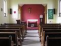 Oratory interior, Belcoo - geograph.org.uk - 1506127.jpg