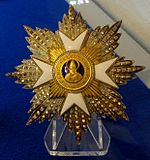 Order of Saint Sylvester commander 1st class star (Vatican 1930-1980) - Tallinn Museum of Orders.jpg