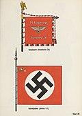 Organisationsbuc00nati 0 orig 0711 ORGANIZATIONSBUCH DER NSDAP 1943 Tafel 70 Das Nationalsozialistische Fliegerkorps NSFK.  Standarte Sturmfahne Domínio público CROPPED.jpg