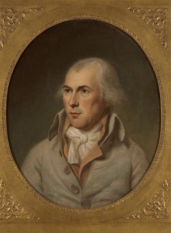 Original 1792 version by Peale