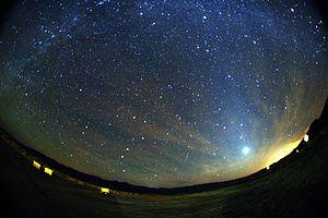 Orionids - Image: Orionid Meteor(1)