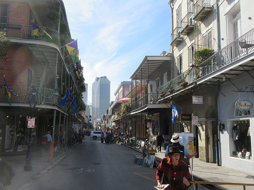 Orleans and Royal French Quarter New Orleans Jan 2019 04