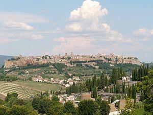 Orvieto, Umbria, Italia