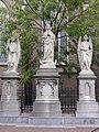 Oss Rijksmonument 516603 Mariabeeld naast Grote Kerk.JPG