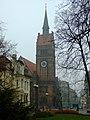 Ostrava, Husovo náměstí, kostel II.JPG