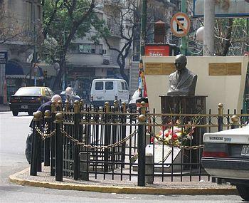 Osvaldo Pugliese Denkmal