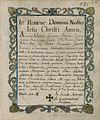 Oswiadczenie adepta do zakonu benedyktynów w Lubiniu (06).jpg