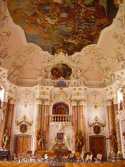 Ottobeuren Kloster Kaisersaal