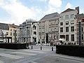 Oudenaarde, straatzicht op de Markt positie2 met oeg27250 plaatsen foto3 2013-05-07 15.40.jpg