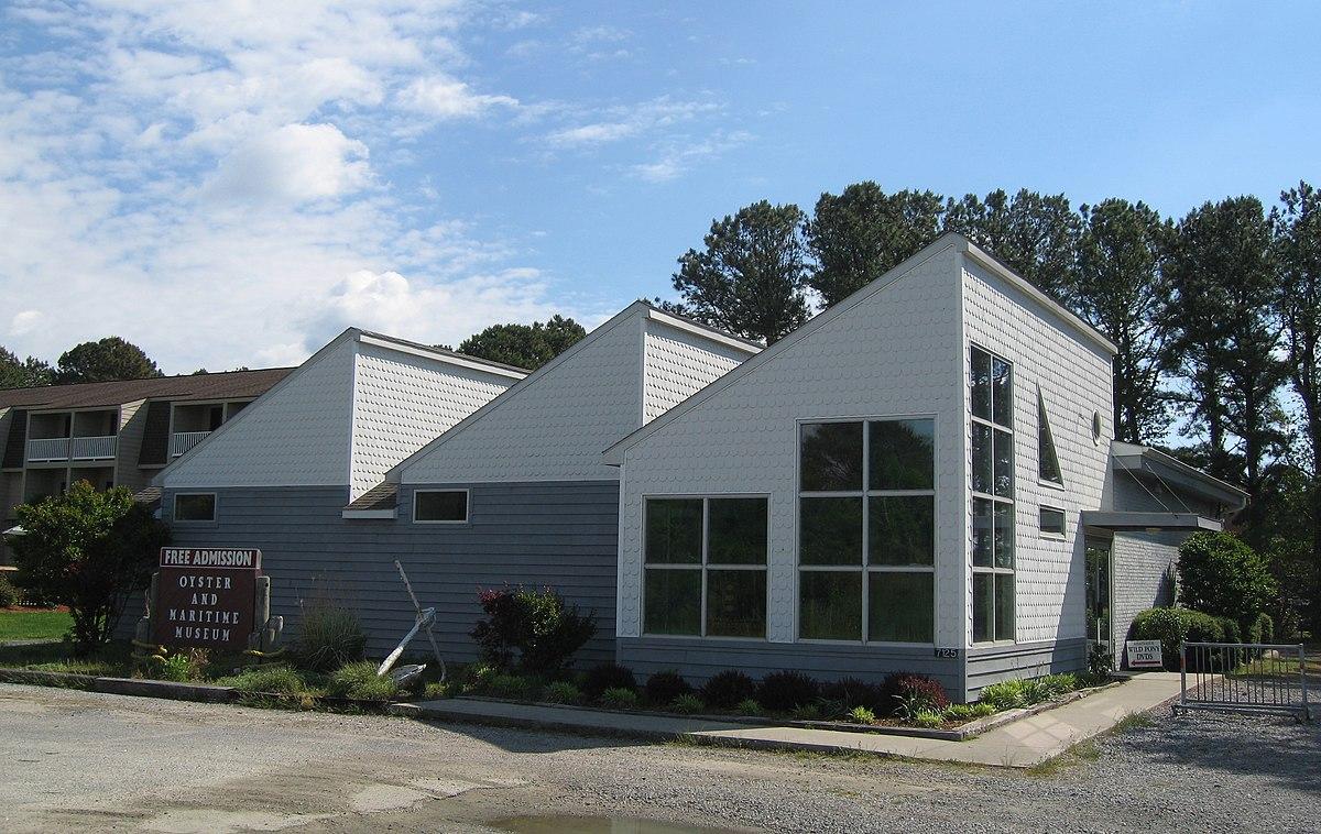 Museum of Chincoteague Island - Wikipedia