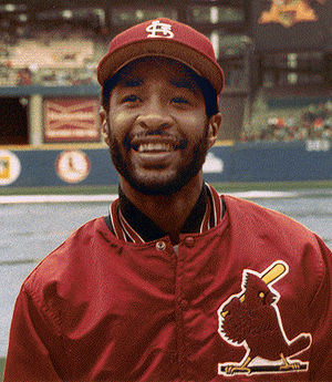 Ozzie Smith - Smith with the Cardinals in 1983