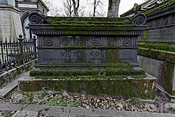 Tomb of Victor Cousin