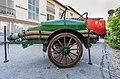 Pörtschach Karlstraße Freiwillige Feuerwehr historisches Löschfahrzeug 26082017 0559.jpg