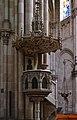 Púlpit de la basílica de sant Vicent Ferrer, València.JPG