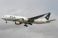 AP-BGL - B77W - Pakistan International Airlines
