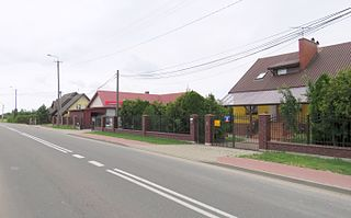 Piorunów, Masovian Voivodeship Village in Masovian, Poland