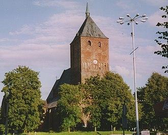 Sławno - St Mary's Church