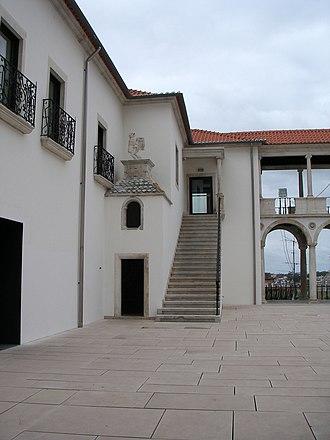 Machado de Castro National Museum - Image: Paço Episcopal de Coimbra ou Museu Nacional de Machado de Castro