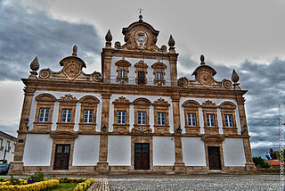 Mirandela Municipality in Norte, Portugal
