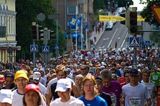 Paavo Nurmi Marathon (Turku)