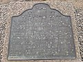 Pacheco Pass Historical landmark plaque, at Romero Visitor Center.jpg