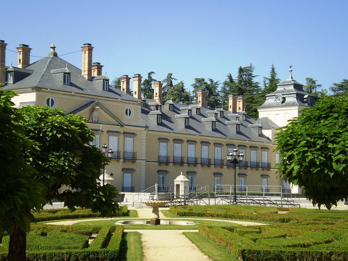 Fuencarral el pardo wikipedia la enciclopedia libre for Casa y jardin madrid