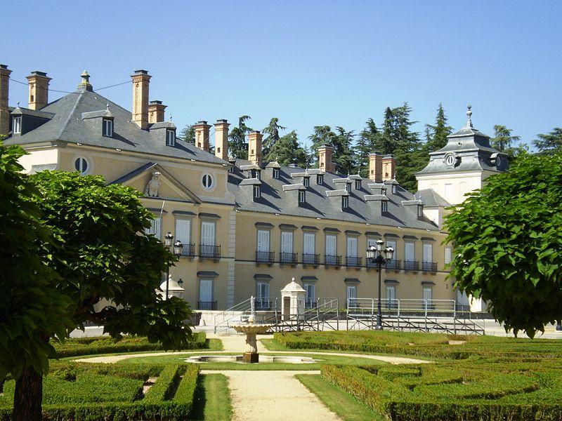 Palacio Real de El Pardo Madrid