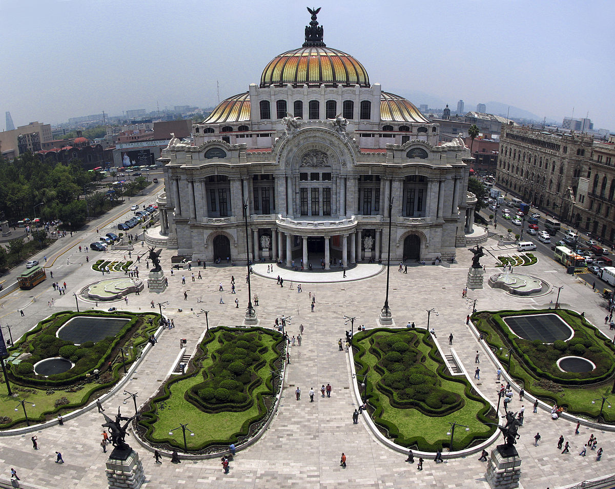 Palacio de Bellas Artes – Wikipédia, a enciclopédia livre