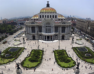 National Symphony Orchestra (Mexico) - Palacio de Bellas Artes, Mexico City