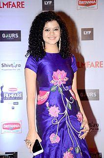 Palak Muchhal Indian singer