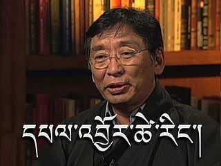Chope Paljor Tsering Cabinet member of the Central Tibetan Administration