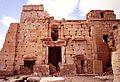 Palmira. Temenos T. di bel ingresso facciata interna lato ovest - DecArch - 1-5.jpg