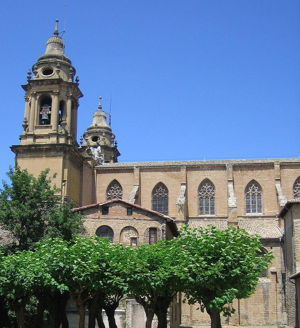 Pamplona.Kathedrale